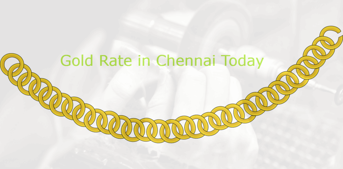Gold Rate In Chennai Today June 12
